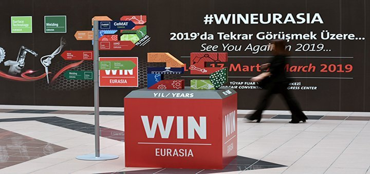 14 - 16 March of 2019 Win Eurasia Exhibiton