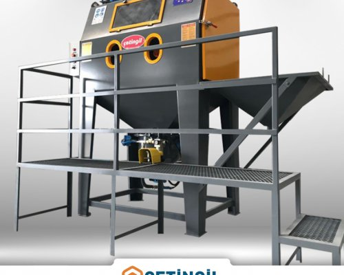 Automatic Industrial Shot Blasting Machines