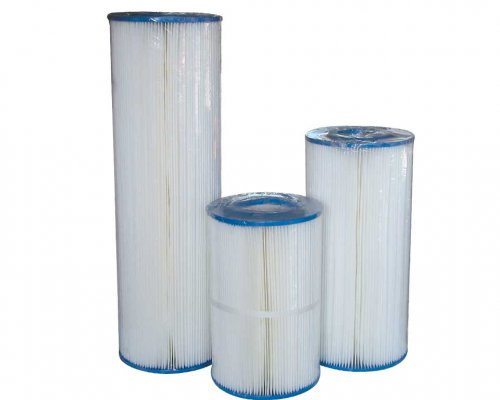 How can do cleaning of cartrigde filter?