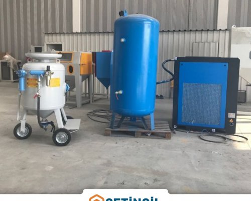 How to Choose Equipment For Sandblasting?