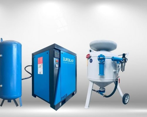 What is Shot Blasting Machine?